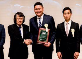 致知出版社様主催の社内木鶏全国大会に出場し、感動大賞いただきました!