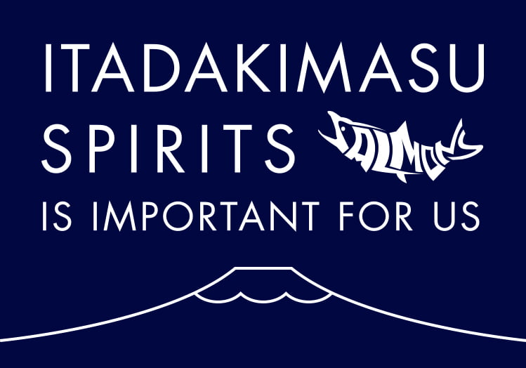 Itadakimasu Spirit is important for us